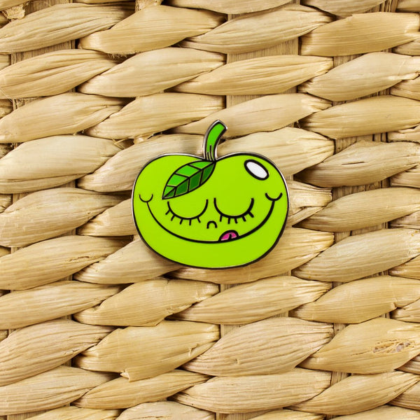 Beautiful Days Tasty Apple Pin