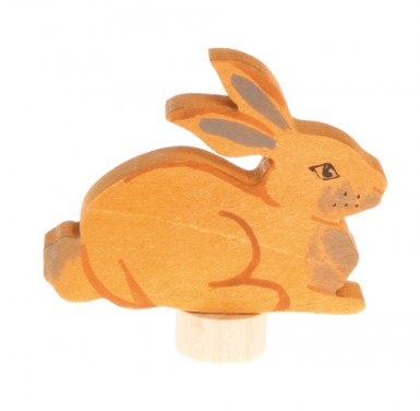 Decorative Figurine- Sitting Rabbit