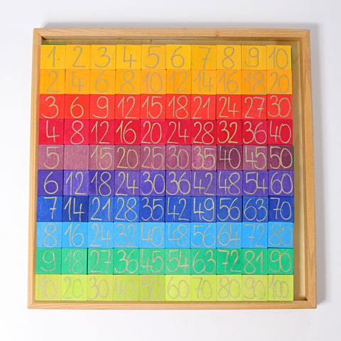 Counting with Colors Block Set