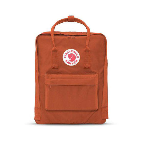 Fjallraven Mini Kanken Backpack - Brick