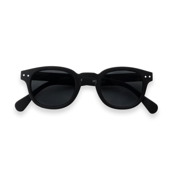 Paris Kids Sunglasses- Black #C