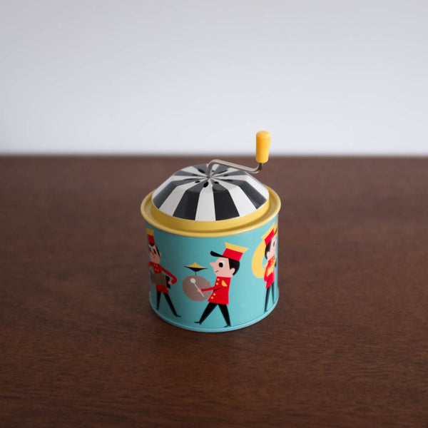 Music Tin Box -Retro #3
