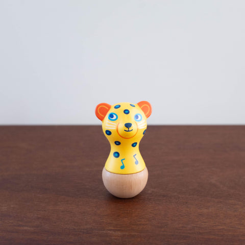 Animambo Jaguar Wooden Maracas