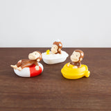 Curious George Bath Toy