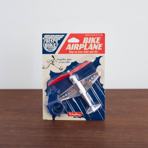 Bike Airplane Toy
