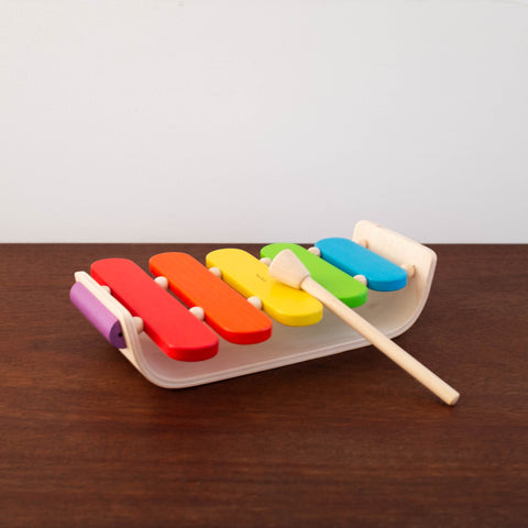 Oval Xylophone Toy