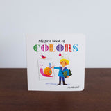 My First Book Of Colors Book by Alain Gree