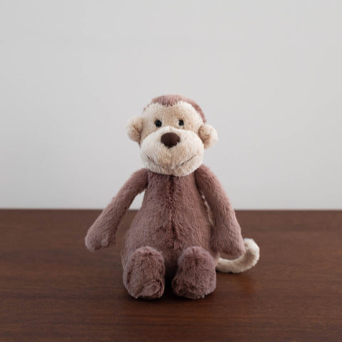 Bashful Monkey Doll - Small