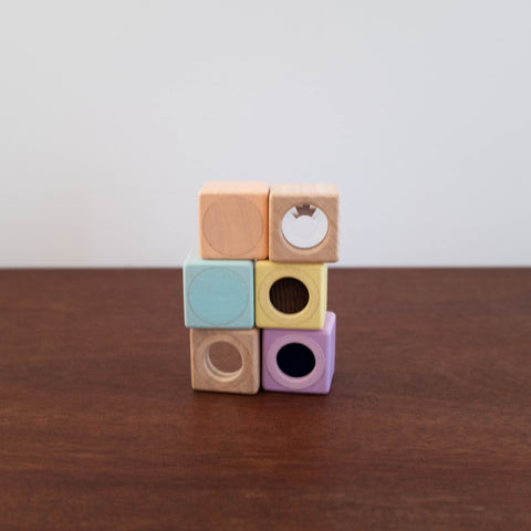 Sensory Blocks Toy