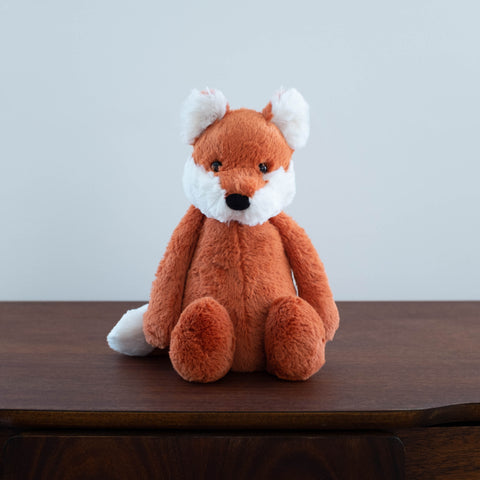 Bashful Fox Doll- Medium