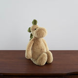 Bashful Dino Doll- Medium