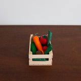 Wooden Assorted Vegetables Toy Set