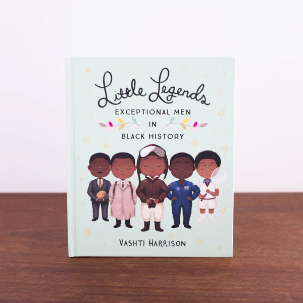 Little Leaders: Bold Men in Black History Book