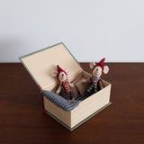 Christmas Mice in a Box Set