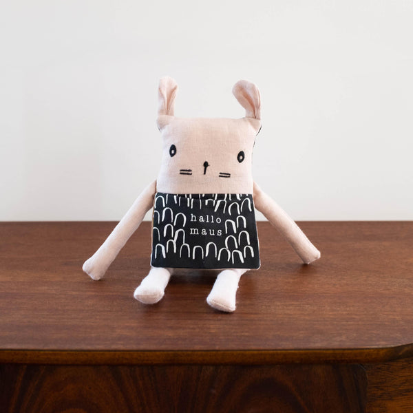 Organic Mouse Flippy Activity Doll