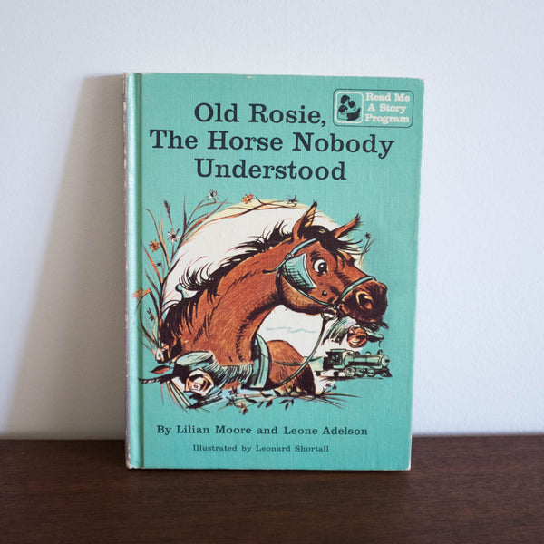 Vintage Book: Bambi's Children / Old Rosie, The Horse Nobody Understood
