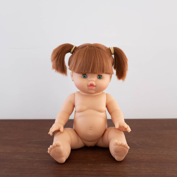 French Baby Girl Doll-Gabrielle