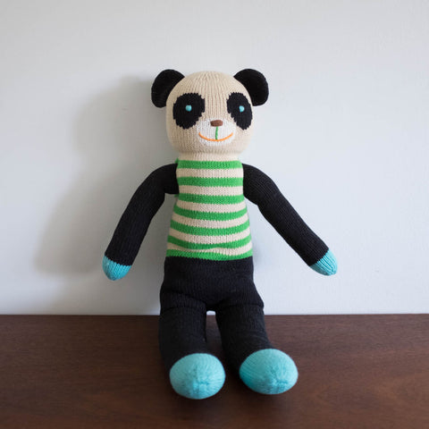 Bamboo the Bear Regular Knit Doll