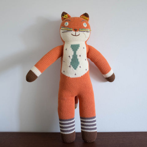 Socks the Fox Regular Knit Doll
