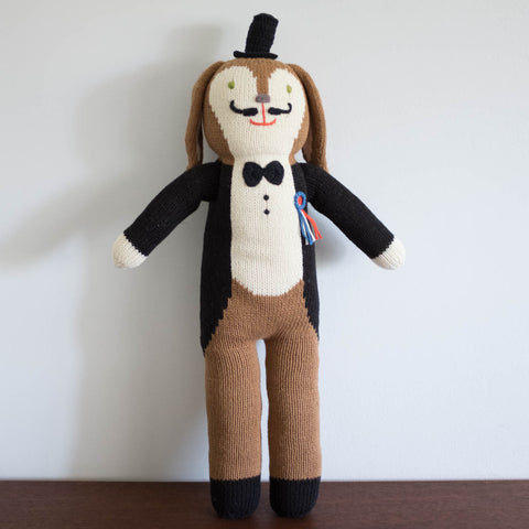 Balthazar the Bunny Regular Knit Doll