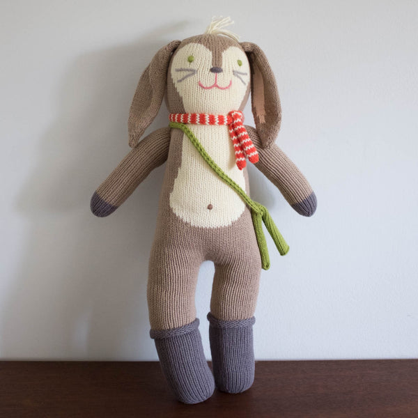 Pierre the Bunny Regular Knit Doll