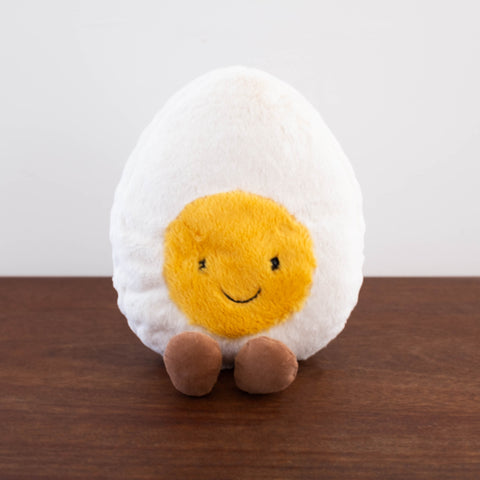 Amuseable Boiled Egg Doll