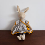 Rose the Mummy Rabbit Doll