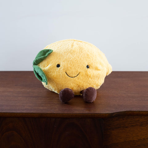 Amuseable Lemon Doll- Medium