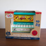 Retro Fisher Price Piano