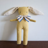 Le Train Fantome Little Yellow Ozzie Bunny Doll