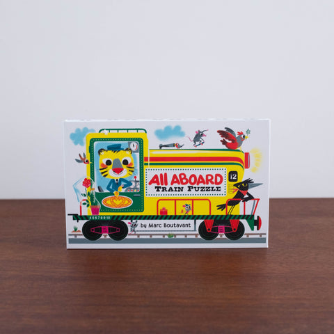 All Aboard Puzzle Kit