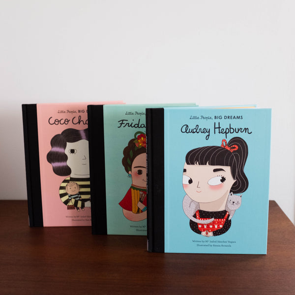 Little People, Big Dreams: Women in Art Boxed Gift Set