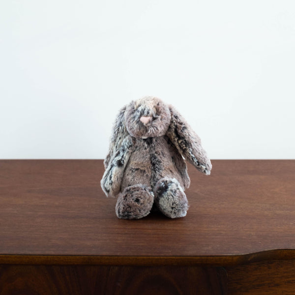 Bashful Woodland Bunny- Small