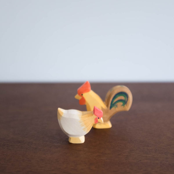 Ostheimer Brown Rooster Toy