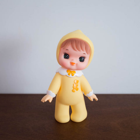 Woodland Retro Hihi Doll- Yellow