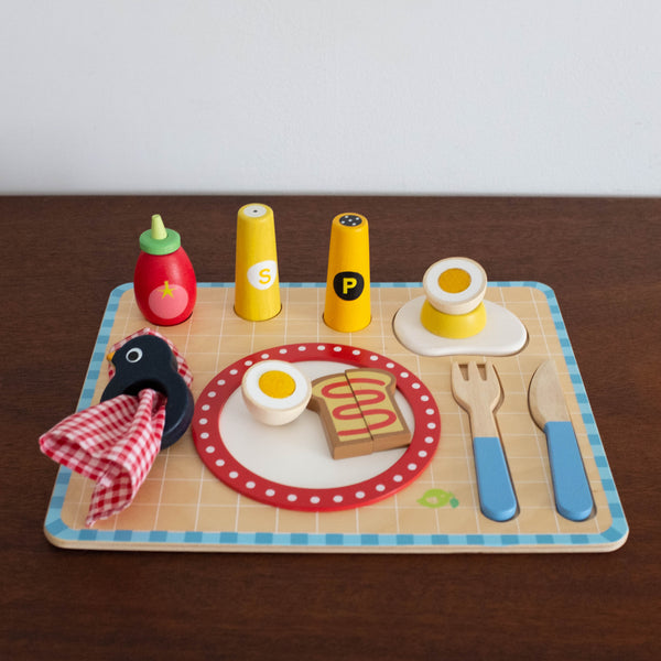 Breakfast Tray Set