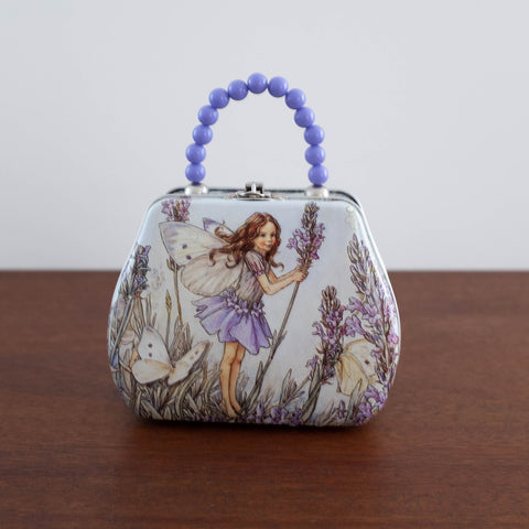 Flower Fairy Purse- #2