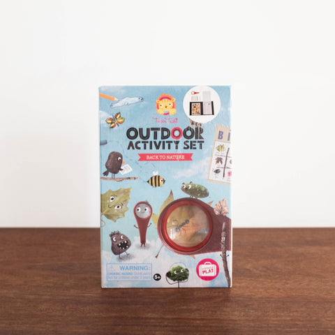 Activity Kit: Outdoor Back to Nature