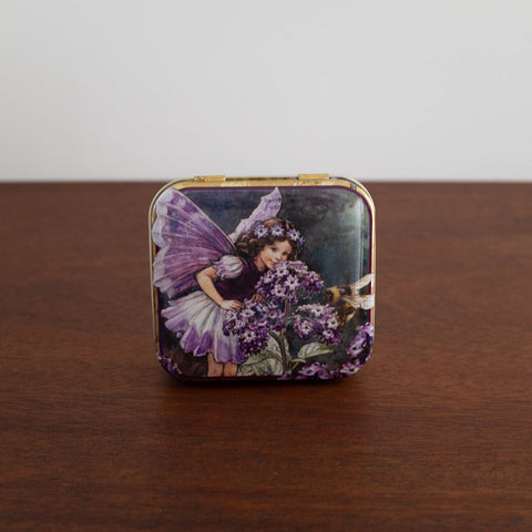Flower Fairy Pocket Tin- #3