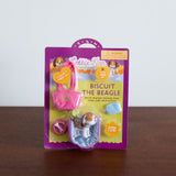 Lottie Doll- Biscuit the Beagle Set