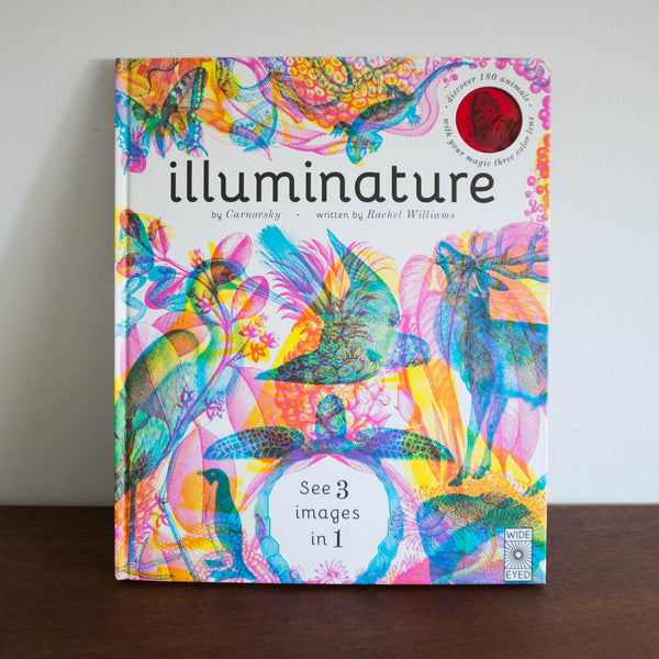 Illuminature Book