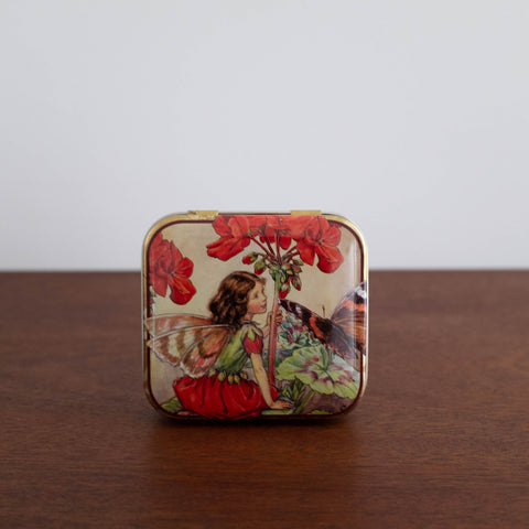 Flower Fairy Pocket Tin- #5
