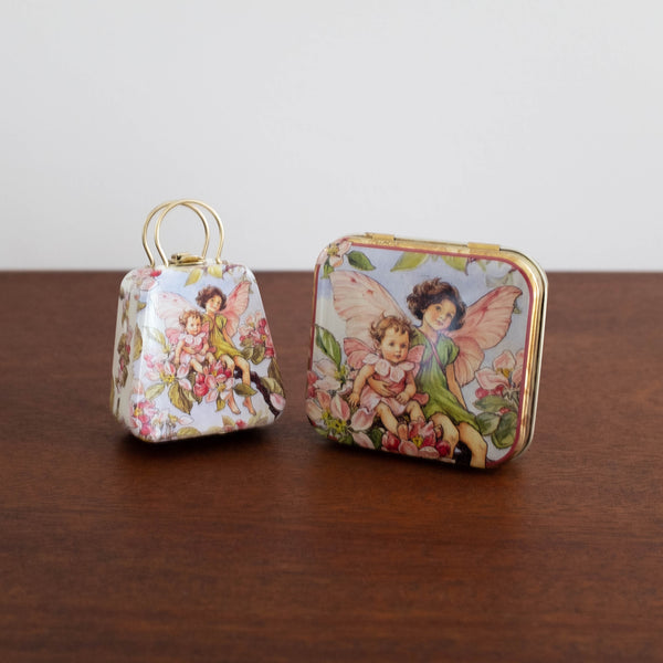 Flower Fairy Pocket Tin- #1