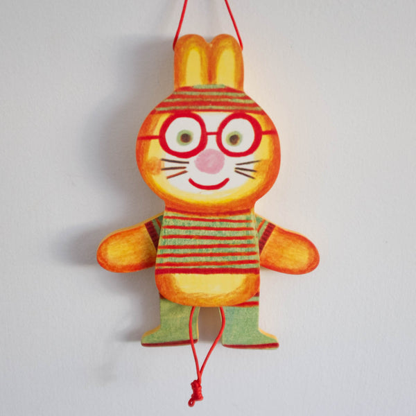 Jumping Jack Toy- Lulu