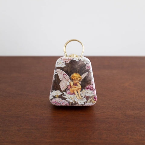 Flower Fairy Mini Purse Tin- #8