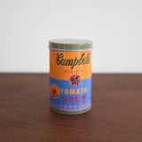 Andy Warhol Soup Can Crayon Tin Set - Green/Orange