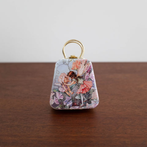 Flower Fairy Mini Purse Tin- #6