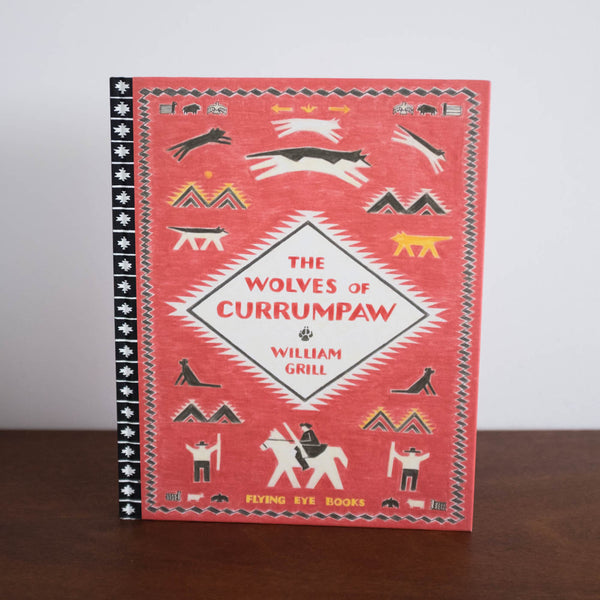 The Wolves of Currumpaw Book