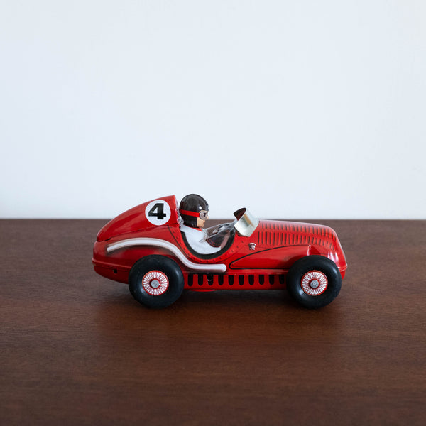 Grand Prix Race Car Tin toy