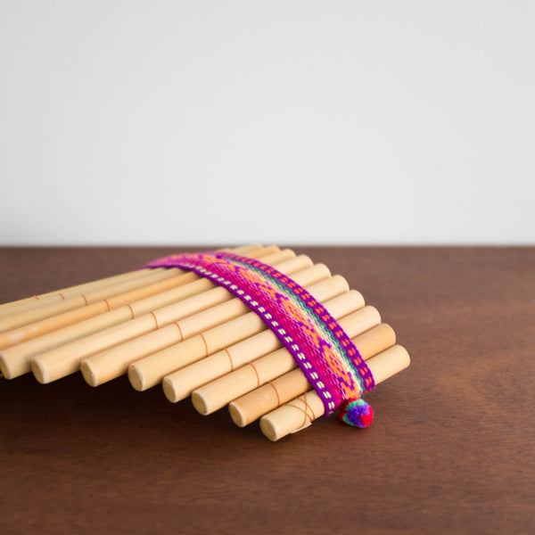 Pan Wooden Flute Toy